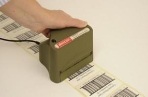 Axicon 6525 S- barcode verifier